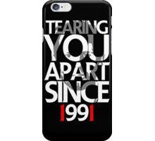 Tearing You Apart iPhone Case/Skin