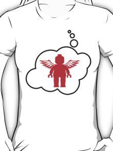 Minifig Angel, Bubble-Tees.com T-Shirt