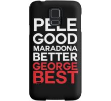 George Best Samsung Galaxy Case/Skin