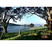 Nairne - Adelaide Hills Photographic Print
