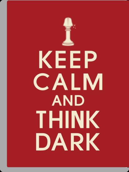 Think dark by yanmos