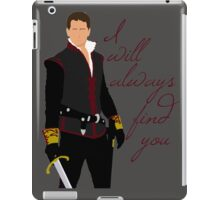 Ever Charming, My Prince iPad Case/Skin