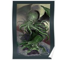 Cthulhu rising Poster