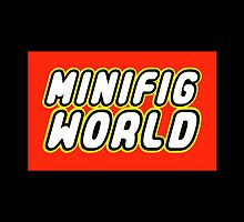 MINIFIG WORLD by ChilleeW