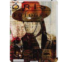 El Zorro iPad Case/Skin