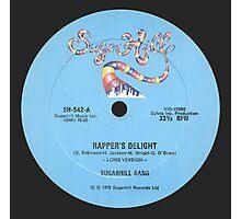 Rapper's Delight Photographic Print