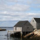 Peggy&#x27;s Cove 2 by 1018photography