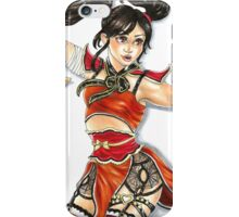 Grace and Vigour iPhone Case/Skin