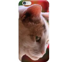 Christmas Kitty iPhone Case/Skin