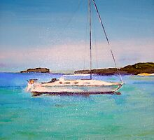 Whitsunday Magic by gillsart