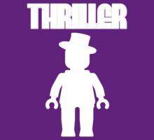THRILLER Michael Jackson Minifig, Customize My Minifig by Customize My Minifig