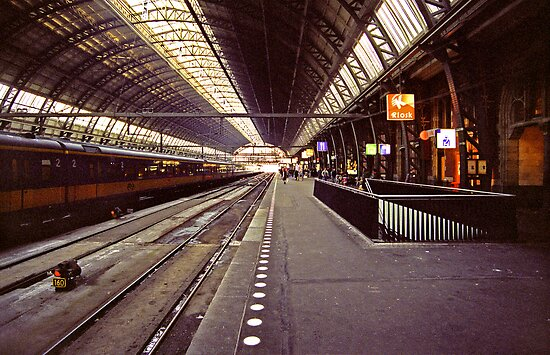 centraal station by J.K. York