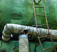 Industrial Waste II by Simon Mears