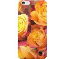 Orange Rose iPhone Case/Skin