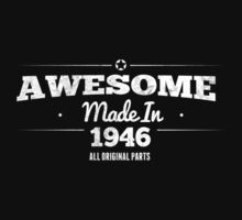 Awesome Made in 1946 All Original Parts  by rardesign