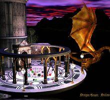 Dragon Gems by Dallas Moxon by Rose Moxon
