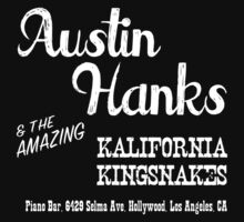 Austin Hanks and the amazing Kalifornia Kingsnakes by eastKilroy