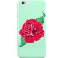 Rose In Bloom iPhone Case/Skin
