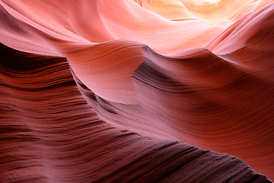 Antelope Canyon by Christophe Testi
