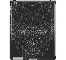 Low Poly Girl iPad Case/Skin