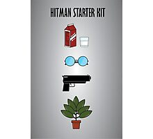 Hitman Starter Kit Photographic Print