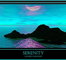 Serenity by Laurie Rawdon