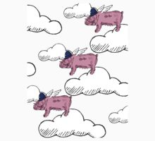 Pigs Might Fly Kids Clothes