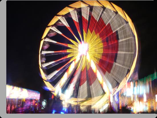 Big Wheel by Wrigglefish