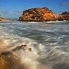 Portsea Back Beach by Darren Stones