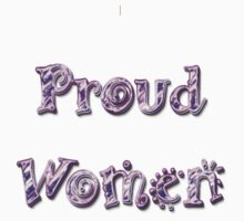 Proud Women by shall