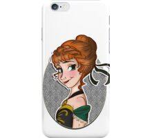 Princess Anna  iPhone Case/Skin