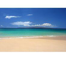Makena Beach Photographic Print