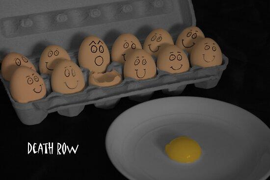 Death Row by Kevin  Kroeker