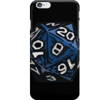 D20 iPhone Case/Skin