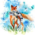 Fox by AnnaShell