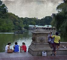 Moments at Central Park by rentedochan