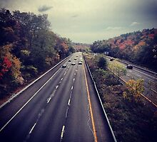 Cars on the Highway by andrewperelman
