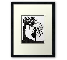 The Hanging Tree - Hunger Games Framed Print