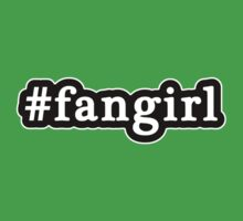 Fangirl - Hashtag - Black & White Kids Clothes