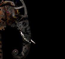 clockwork elephant  by David Balber
