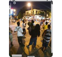 Chartres Street Musicians - New Orleans, LA iPad Case/Skin