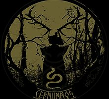 cernunnos- the pagan horned god by potty