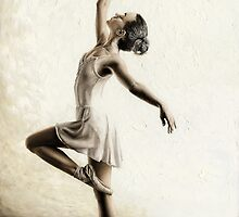 Genteel Dancer by Richard Young