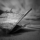 Bunbeg Shipwreck by Alan McMorris