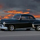 1950 Oldsmobile Rocket 88 Coupe by DaveKoontz