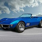 C3 Corvette Stingray I by DaveKoontz