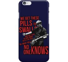 No One Knows - Queens Of The Stone Age iPhone Case/Skin