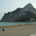 Calpe on the Rock by Janone