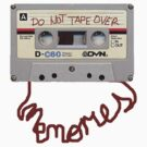 Cassette Memories by Danny