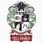 Villa Coat of Arms by Jesus & Pablo Diablo